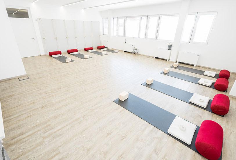 Yoga Studio von Marco Längst in Innsbruck