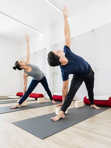 Yoga 1zu1 mit Marco Längst in Innsbruck